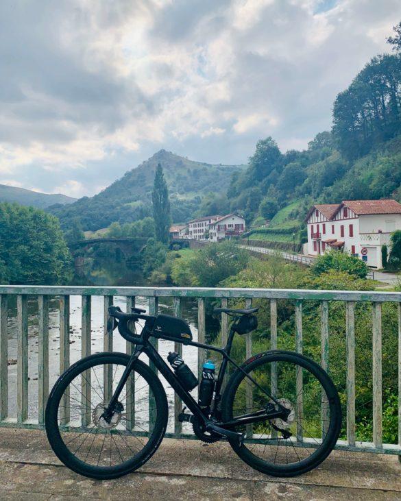 das Nive Tal - Pyrenäen Durchquerung Rennrad