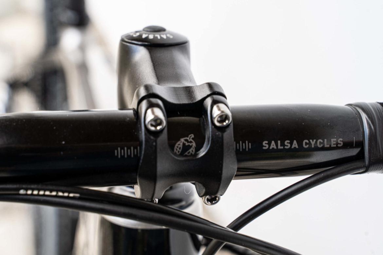 Salsa Cutthroat Cockpit