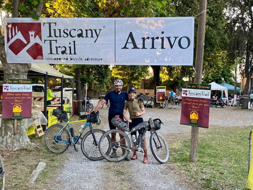 Tuscany Trailer - Ziel