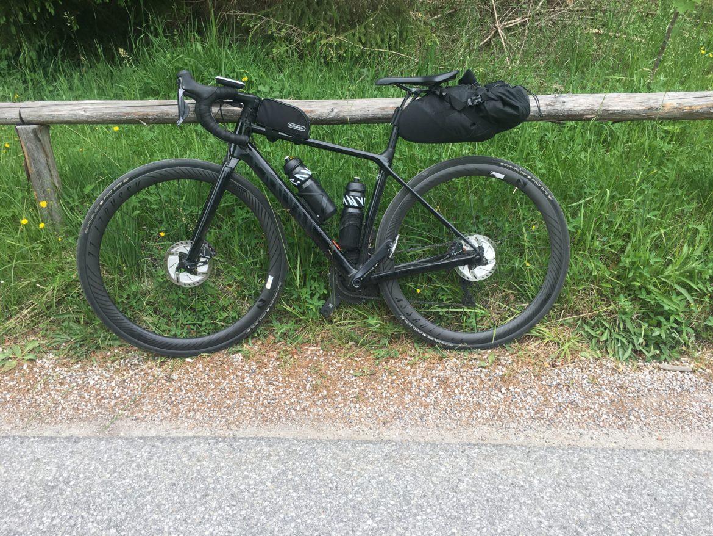 Canyon Endurace Bikepacking